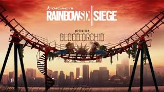 Rainbow Six Siege - Blood Orchid DLC New Operators, Skins, and Camos!