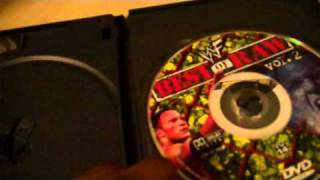 WWF Best of Raw Volume 1 and 2 DVD Review