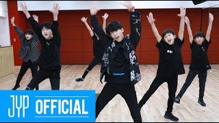 "BOY STORY ""Oh My Gosh"" Dance Practice(Close-up Ver.)"