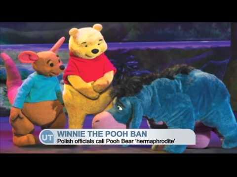 Winnie The Pooh Ban: Polish Officials Call Pooh Bear 'hermaphrodite' video