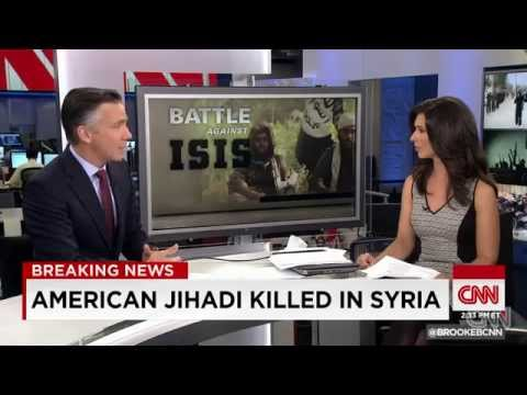 American Citizen McCain Fighting For ISLAMIC STATE Killed In Syria