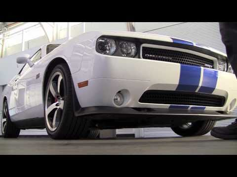Sneak Peak: 2011 Dodge Challenger SRT8 with bigger & badder HEMI 392