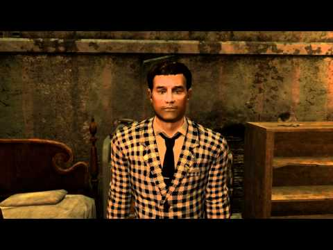 Fallout New Vegas - Having sex with benny