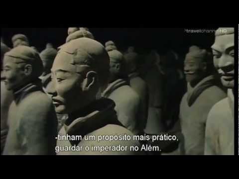 Terracotta Army in Xi'an - Travel Channel