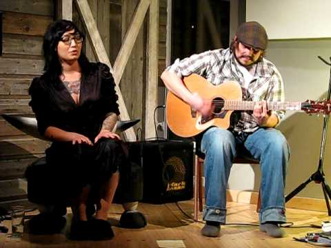 Jessee Havey & JD Edwards - Beyond the Blue - Live! @ The Hayloft
