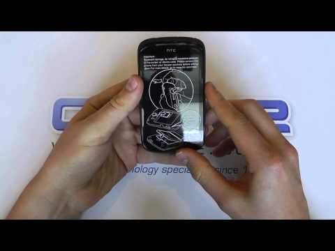 HTC Explorer Android Smartphone Unboxing