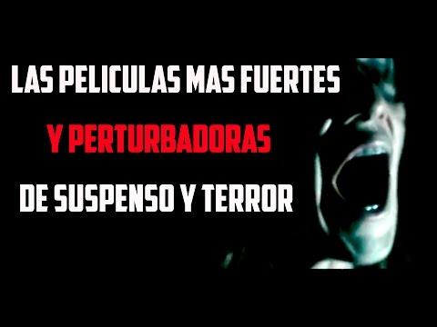 LAS PELICULAS MAS FUERTES Y PERTURBADORAS DE SUSPENSO Y TERROR   VIDEOS DE MIEDO HALLOWEEN 2016