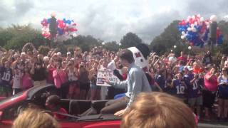 Eli manning 2012 Disney World SB MVP