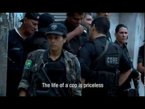 Dançando com o Diabo - dancing with the devil - documentário completo Favelas From Brazil