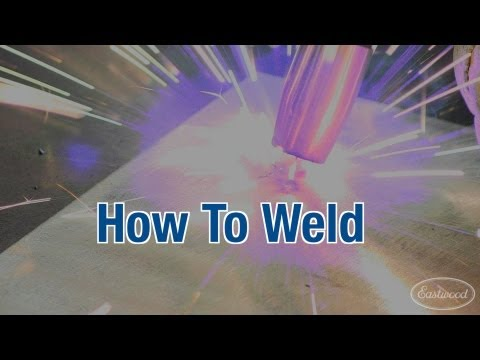 How to MIG Weld, Troubleshoot & Repair a Door or Fender - Eastwood