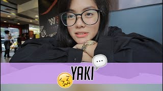 Vlog 32 // YAKI
