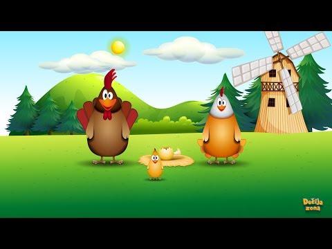 Snela Koka Jaje - Hit Pesmica Za Decu!!! video