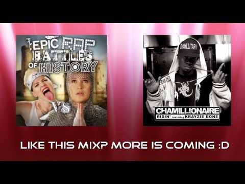 Erb Mix - Cyrus Vs. Joan Of Arc (ridin' Dirty) video