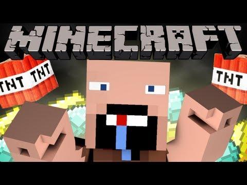 If Notch was Drunk Minecraft