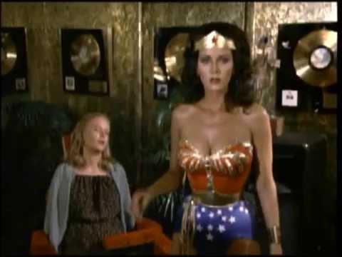 Hypnotized Females : Wonder Woman (Lynda Carter) Musically hypnotized