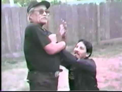 Tenio's DeCuerdas old Backyard Eskrima Training footage Image 1