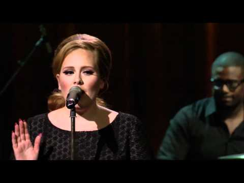 Adele live live at The Tabernacle
