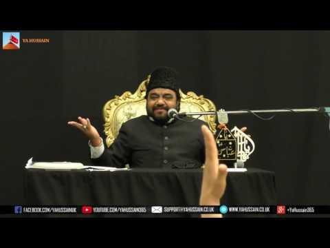 Allama Ghazanfar Abbas Toosi (India) - AGHA - Northampton (UK) - 23rd July 2017
