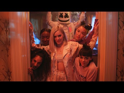 Marshmello  Anne-Marie - FRIENDS Music Video OFFICIAL FRIENDZONE ANTHEM