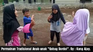 Seru! Anak-anak Bermain Galah atau Gobag | Permainan Tradisional