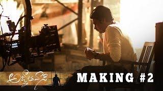 Agnyaathavaasi Making #2 | Pawan Kalyan | Trivikram | Anirudh