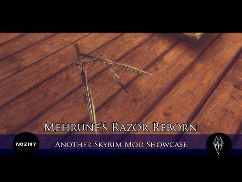 Mehrune's Razor Reborn by trumpdog