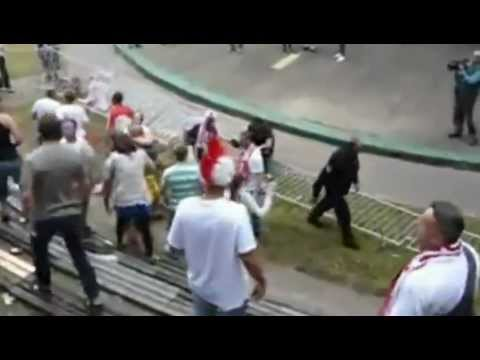 Euro 2012 Riot