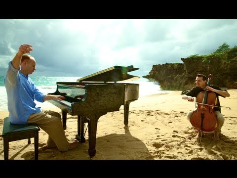 Over The Rainbow simple Gifts (piano cello Cover) - Thepianoguys video