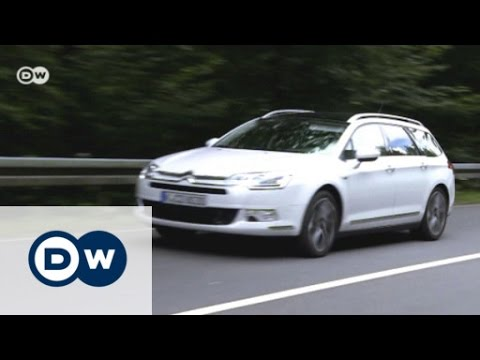 Test it! Citroen C5 Tourer | Drive it!