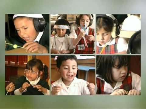 Tomatis at school - a research project ENG