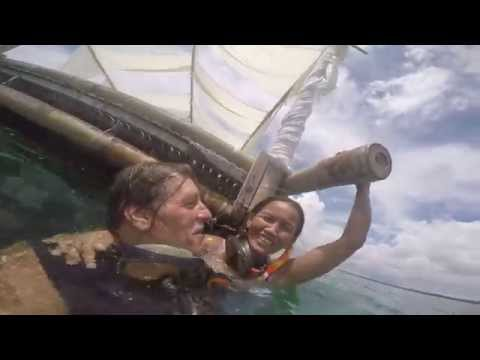 Mannys Skywatch East Chemtrails Bamboo Rafts Recon Snorkeling Lessons In The Philippines
