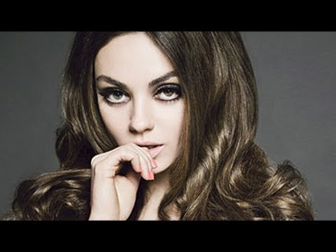 Mila Kunis Allure Inspired Makeup Tutorial