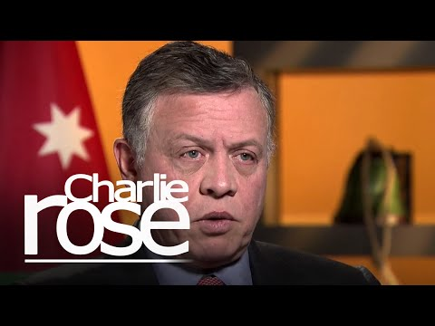 Jordan's King Abdullah: ISIS fight a