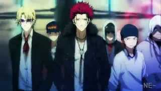 K Project AMV - I'm So Sorry
