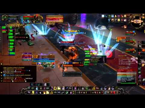 The Stone Guard  First Boss Mogu-shan Vaults 10 Man Normal Raid Tactics & Strategy Guide WoW MoP
