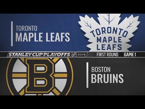 StanleyCup Playoffs | Toronto At Boston | Бостон  Vs Торонто | НХЛ Плей-офф