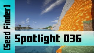 All Biome Seed - River Spawn [Seed Finder] 036
