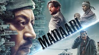 MADAARI Full Hindi Movie | Cinekorn Movies 2020 | Irrfan Khan, Jimmy Shergill