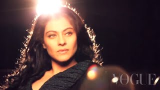 Kajol Shoots For The Vogue August 2012 Cover (Exclusive)