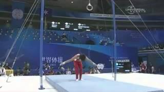 Чемпион мира по спортивной гимнастики