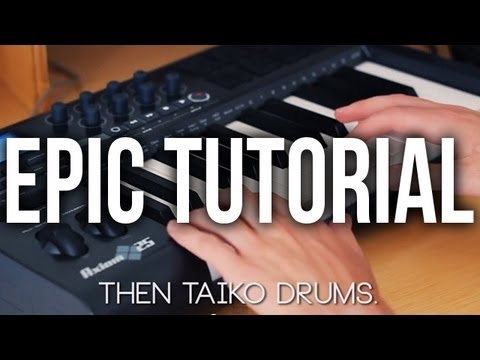 Tutorial: Building Epic Rhythms in NI Kontakt 5