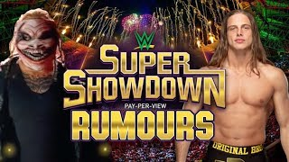Last-Minute WWE Super Showdown Rumours You Need To Know