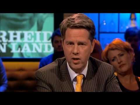 Martin Bosma (PVV) - Bij pauw over zijn nieuwe boek