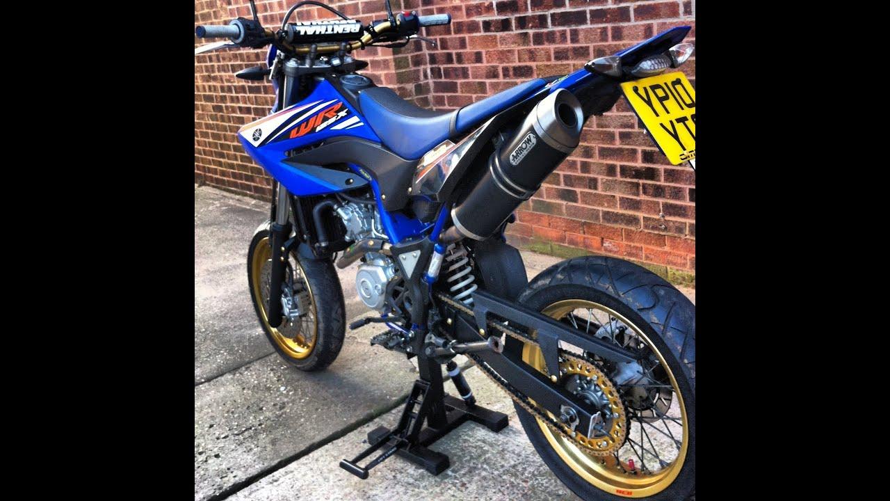 Yamaha Wr  Parts