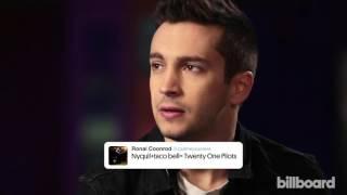 Twenty One Pilots Read Their Fans Sweet Tweets