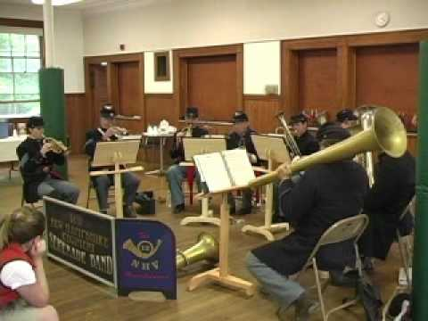 Civil War Brass Band Re-creation