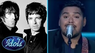 Don 39 T Look Back In Anger Oasis By Abdul On Indonesian Idol 2018