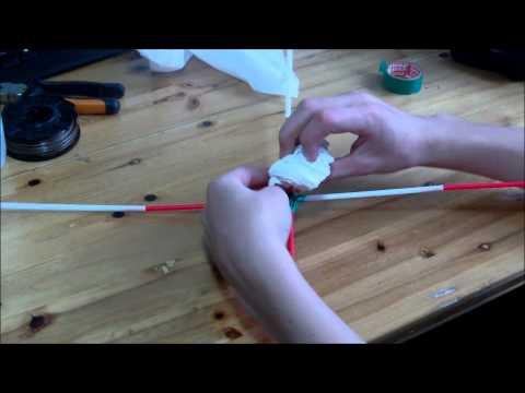 Cómo hacer un globo aerostático. (SUPER-VÍDEO) (1080p)