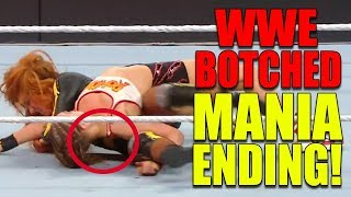 These 13 Moments Were NOT Supposed To Happen At WrestleMania 35 (WWE Fails and Mistakes)