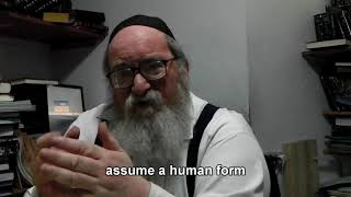 Video: For Jews, God cannot take on Human form (i.e. Christian Trinity), nor will the Messiah die and return - Yitzchak Breitowitz